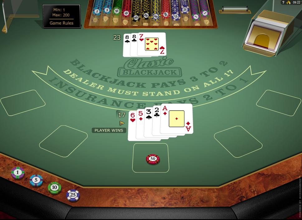 betsafe_casino_blackjack_gevinst